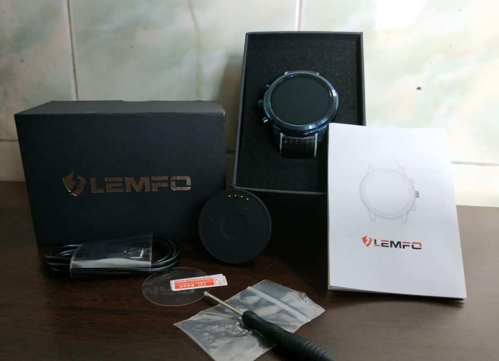 LEMFO LEM5 Pro unboxing