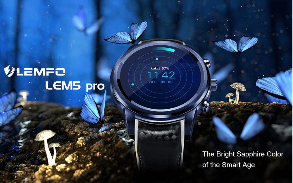 lemfo lem5 pro design