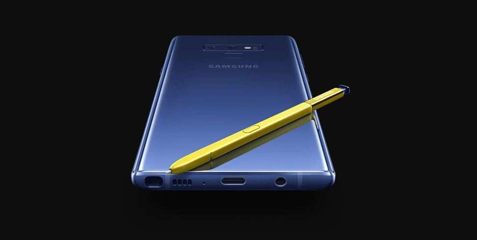 Samsung Galaxy Note 9 ranking review