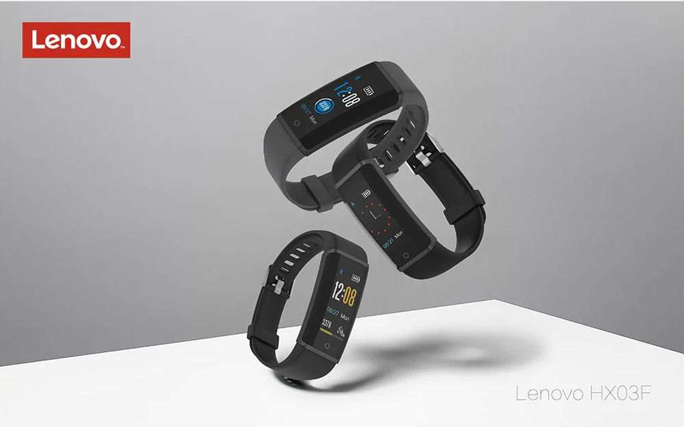 Lenovo HX03F Smart Watch top fitness tracker review