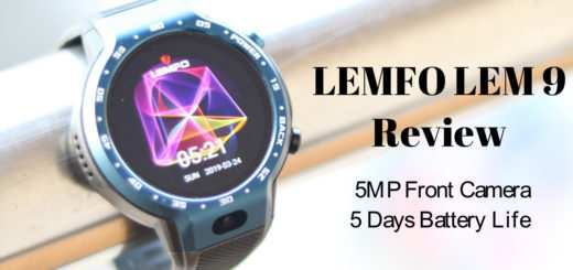 LEMFO LEM 9 Review