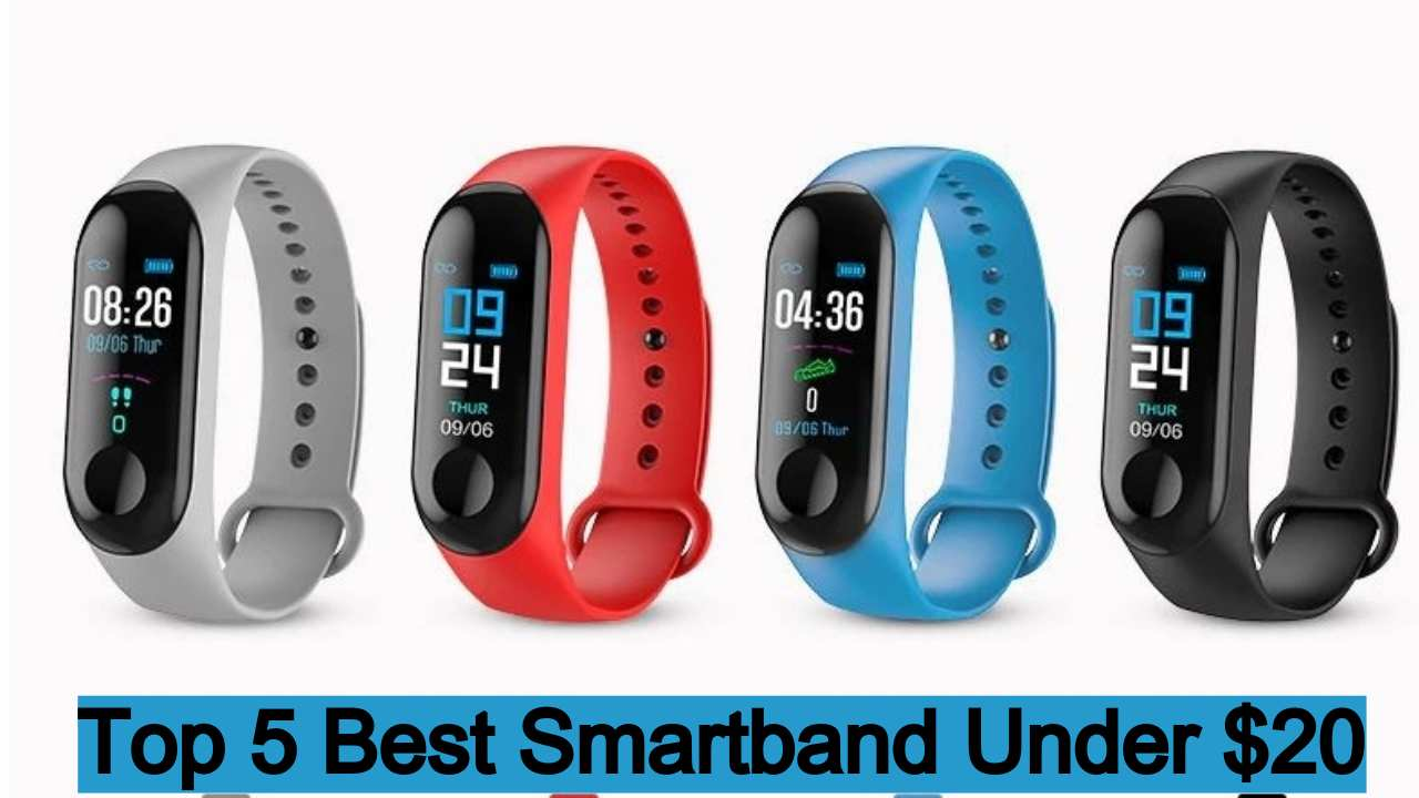 best cheap fitness tracker under $20