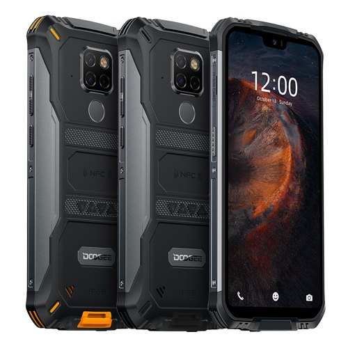 DOOGEE S68 Pro Rugged Phone – Black Gearbest Coupon Promo Code