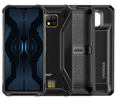 DOOGEE S95 8GB 128GB Modular Rugged Mobile- Black   Gearbest Coupon Promo Code