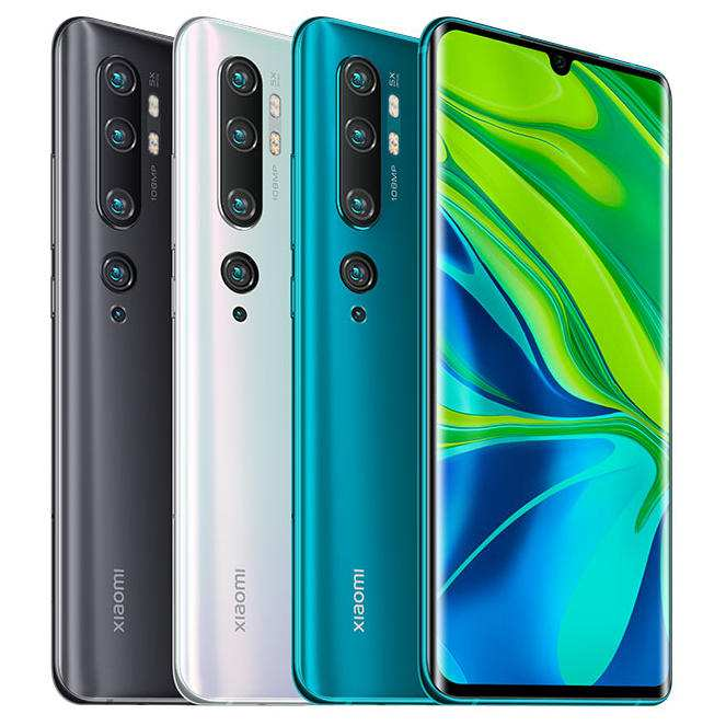 Xiaomi Mi Note 10 Global 6+128 Banggood Coupon Promo Code