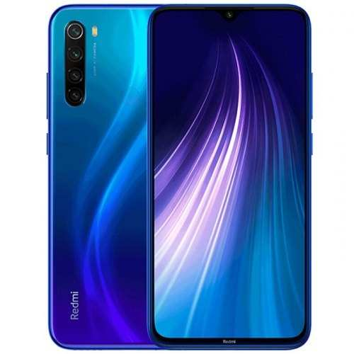 Xiaomi  Redmi Note 8 4+128 Blue Gearbest Coupon Promo Code