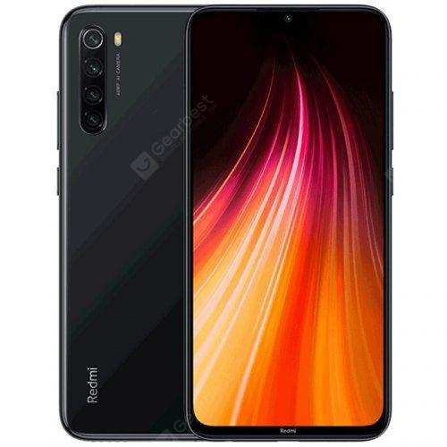 Redmi Note 8 4+128 Black Gearbest Coupon Promo Code