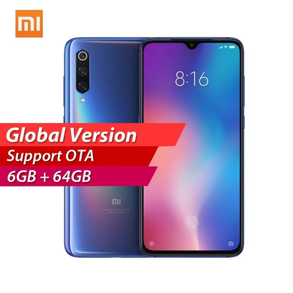 Xiaomi Mi 9 Global 6GB 64GB  Cafago Coupon Promo Code