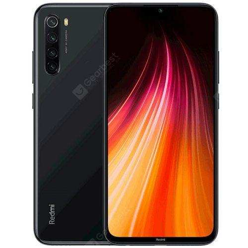 Xiaomi Redmi Note 8 Global Version 4+64GB Space Black EU – Black Gearbest Coupon Promo Code