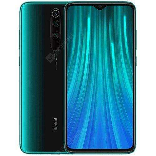 Xiaomi Redmi Note 8 Pro Global Version 6+64GB Forest Green EU – Emerald Green Gearbest Coupon Promo Code