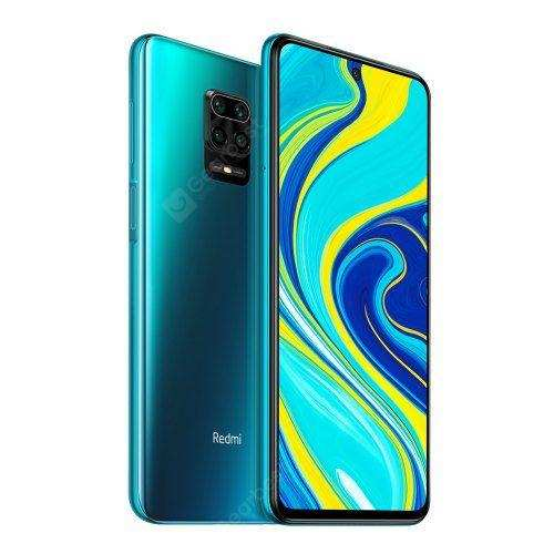 xiaomi note 9S green 4GB + 64GB Gearbest Coupon Promo Code