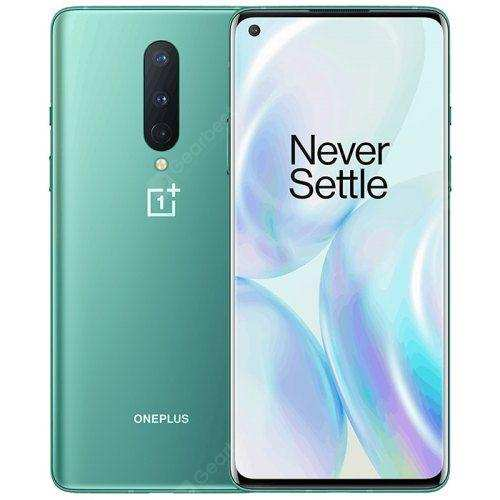 Oneplus 8 5G 8GB+128GB Glacial Green Gearbest Coupon Promo Code