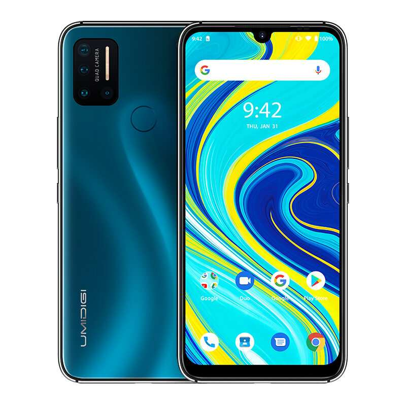 UMIDIGI A7 Pro DealeXtreme Coupon Promo Code