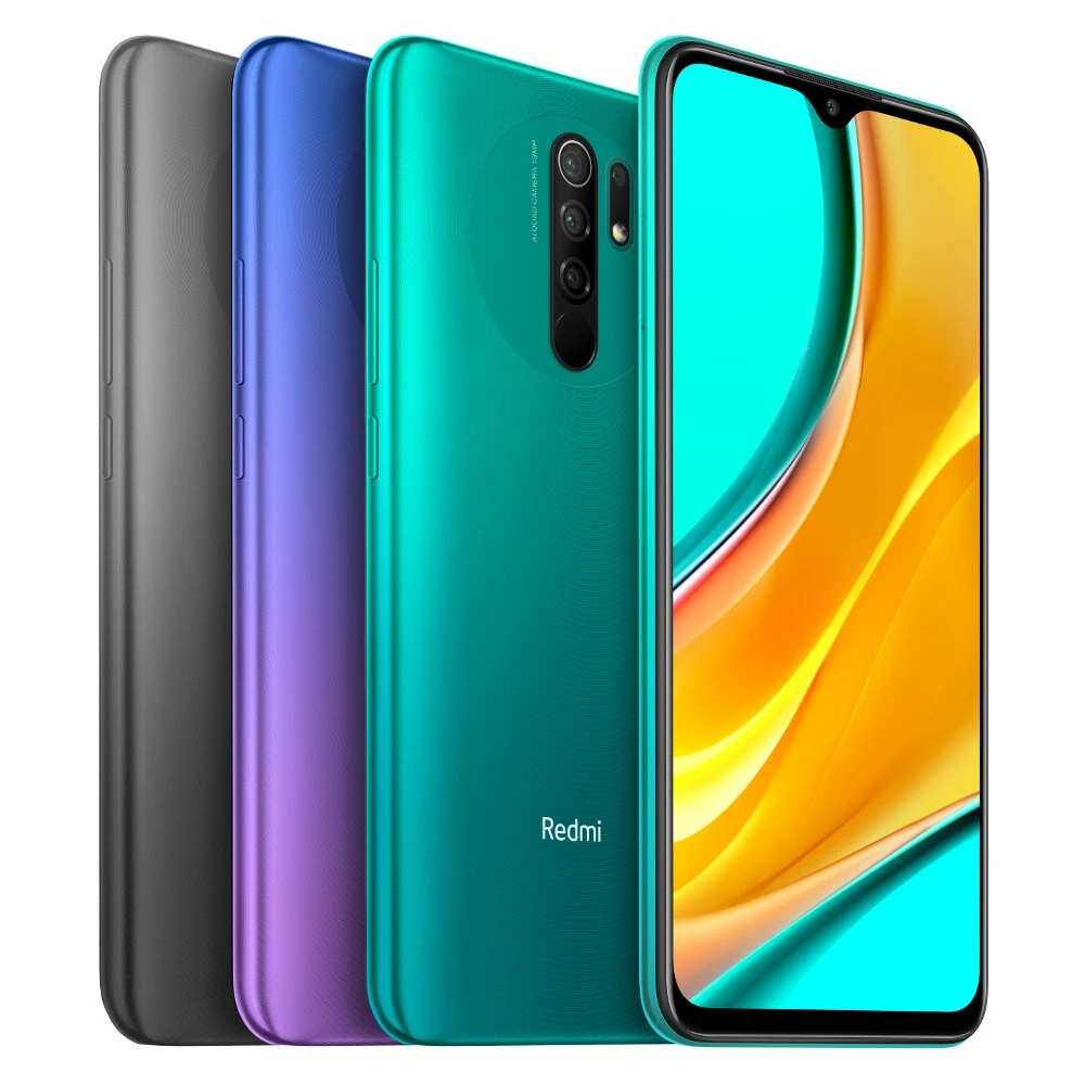 Xiaomi Redmi 9 Global 4+64GB Banggood Coupon Promo Code