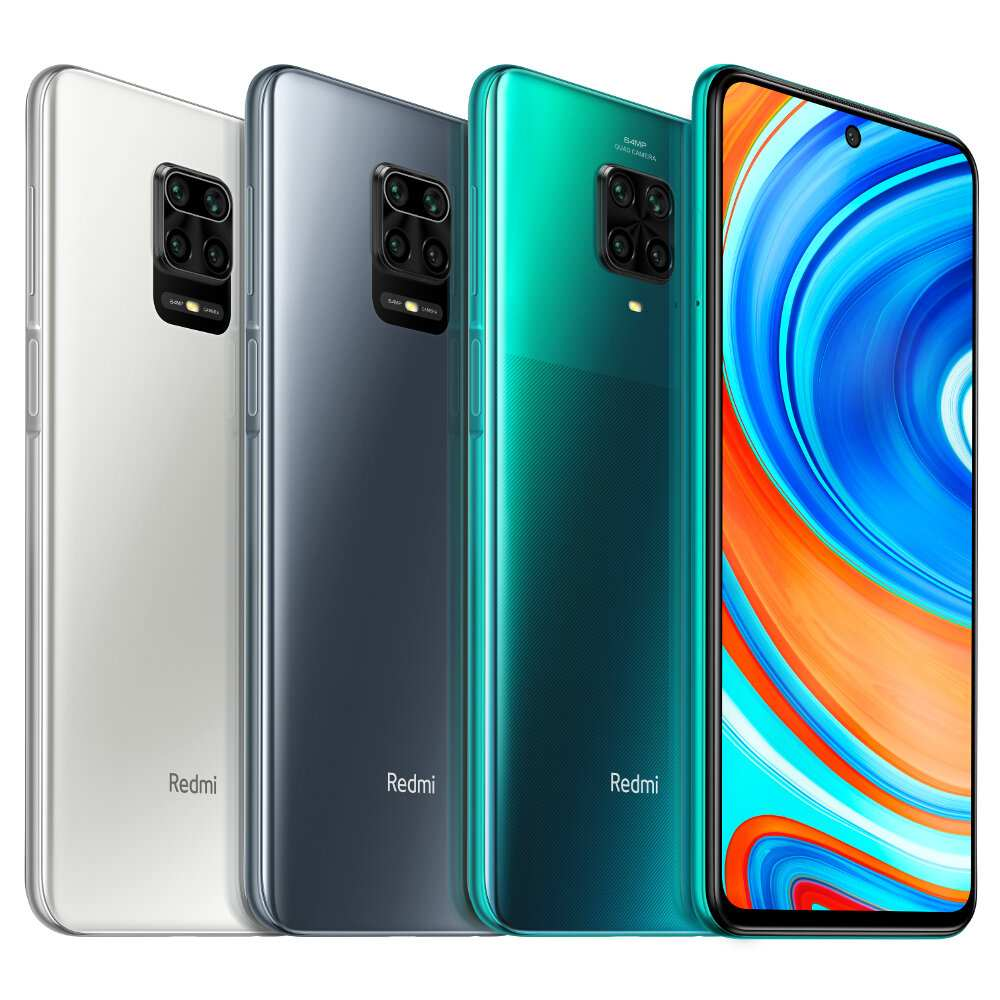 Xiaomi Redmi Note 9 Pro Global 6GB 64GB Banggood Coupon Promo Code