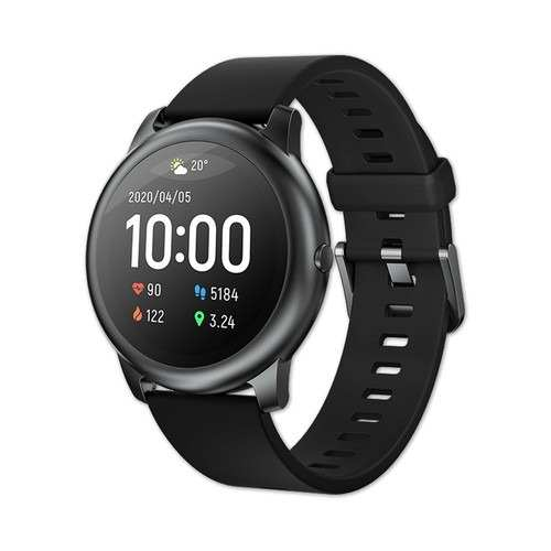 Haylou Solar LS05 TFT Touch Screen Smartwatch Geekbuying Coupon Promo Code