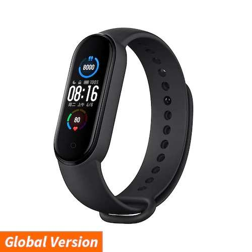 Xiaomi Mi Band 5 Smart Bracelet  Gearbest Coupon Promo Code