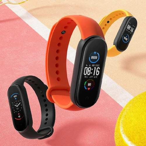 Xiaomi Mi Band 5 Smart Dynamic Color Screen 11 Sports Modes Women Health Mode Remote Camera Function Gearbest Coupon Promo Code
