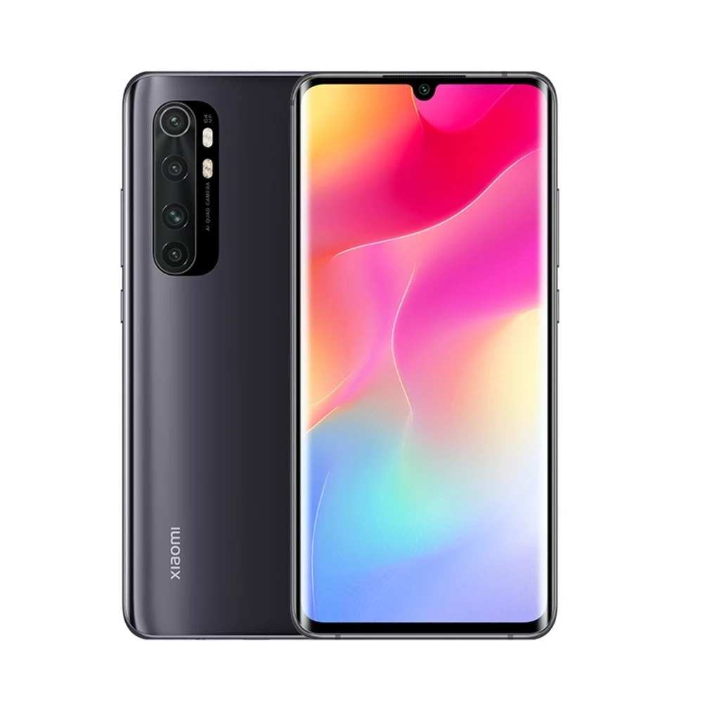Xiaomi Mi Note 10 Lite 4G 6GB+64GB Tomtop Coupon Promo Code
