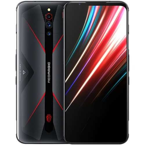 NUBIA RedMagic 5G12+128GB- Black Gearbest Coupon Promo Code