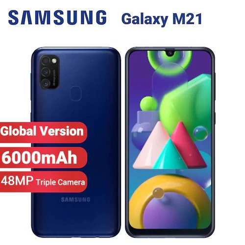 Samsung Galaxy M21 Global Version 64GB 4GB 4G Smartphone Gearbest Coupon Promo Code