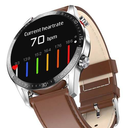Gocomma DT21 Bluetooth Phone PPG + ECG Heart Rate Watches Gearbest Coupon Promo Code