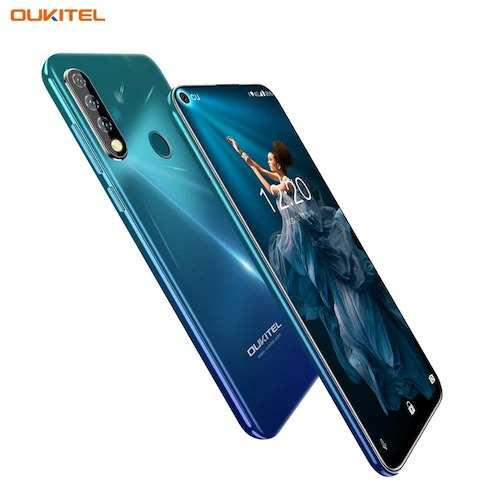 OUKITEL C17 Pro Smartphone 4G RAM 64G ROM Gearbest Coupon Promo Code
