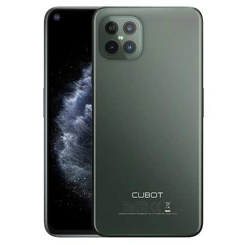 Cubot C30 8GB+256GB aliexpress Coupon Promo Code