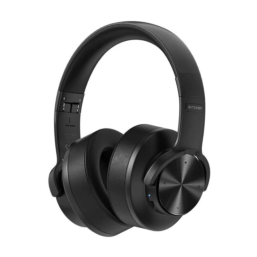 BlitzWolf® BW-HP2 bluetooth V5.0 Headphone Banggood Coupon Promo Code