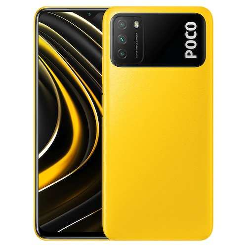 Xiaomi Poco M3 4 + 64GB - Yellow Gearbest Coupon Promo Code
