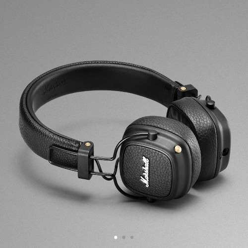Marshall Major 3 Bluetooth Headphones Gearbest Coupon Promo Code