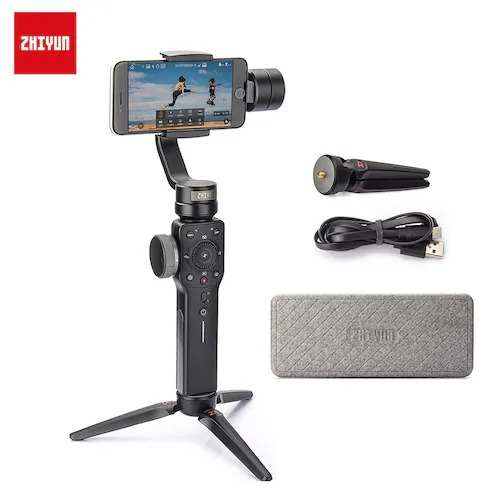 Zhiyun Official Smooth 4 Smartphone Gimbal Gearbest Coupon Promo Code