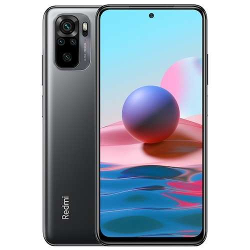 Xiaomi Redmi Note 10 Global- Black 4GB 64GB France Gearbest Coupon Promo Code
