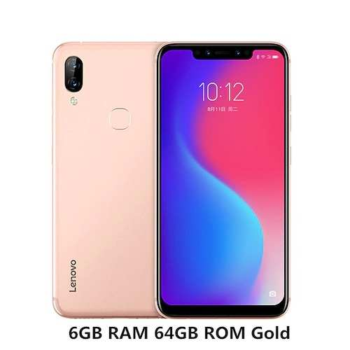 Lenovo S5 Pro Global 6GB 64GB Gearbest Coupon Promo Code
